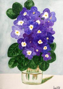 Purple/Лилушки