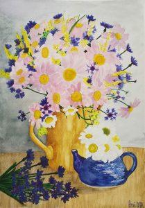 Spring mood/Пролетно настроение 23x33 cm